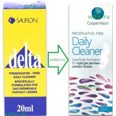 Очиститель Daily Cleaner (Delta) 20 мл